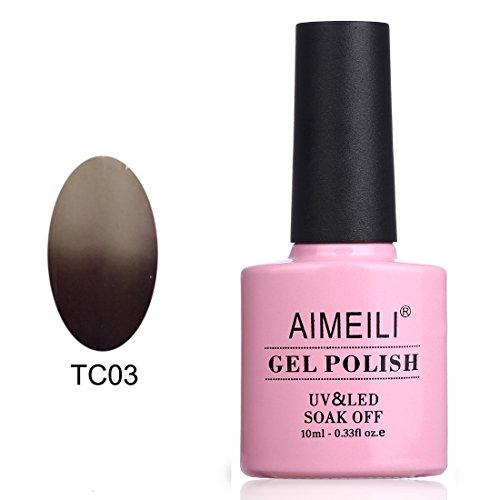 AIMEILI-UV-LED-Auflsbarer-Thermo-Gel-Polish-Nagellack-Old-Fashioned-TC03-10ml-0