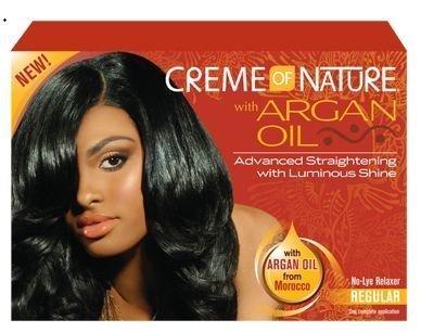 ARGAN-OIL-NO-LYE-RELAXER-STRAIGHTENING-CREAM-REGULAR-by-Cream-of-Nature-0