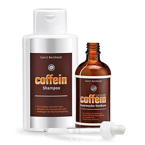 Coffein-Haarpflegeset-Liquid-Haarwuchs-Tonikum-Coffein-Shampoo-2-Stck-0