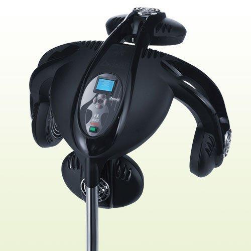 Comair-Infrarot-Trockenhaube-FX-4000-schwarz-mit-Stativ-0