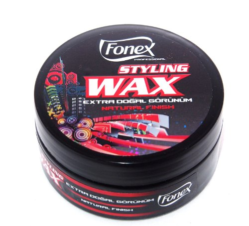 Fonex-Styling-Wax-natural-finish-Extra-dogal-grnm-150ml-0
