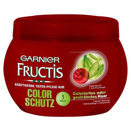 Garnier-Fructis-Tiefen-Aufbau-Creme-Kur-Color-Schutz-300-ml-0