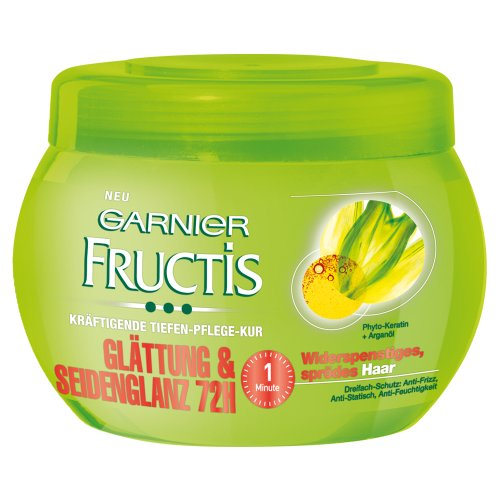 Garnier-Fructis-Tiefen-Aufbau-Creme-Kur-Silk-Shine-300-ml-0