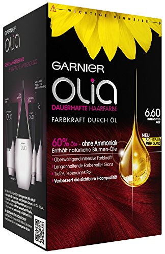 garnier olia intensives rot hairshop24. Black Bedroom Furniture Sets. Home Design Ideas