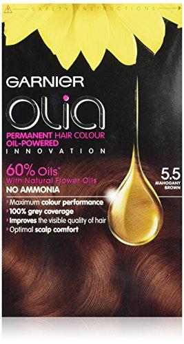 Garnier-Olia-Permanent-Hair-Colour-55-Mahogany-Brown-0