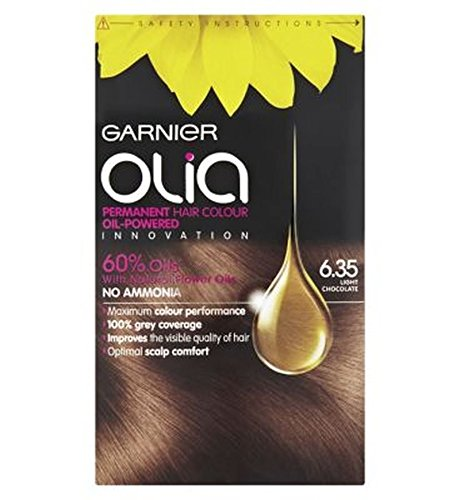 Garnier-Olia-Permanente-Haarfarbe-635-Heller-Schokolade-Packung-mit-6-0