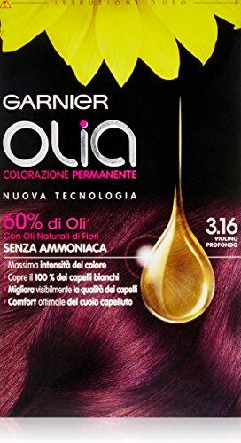 Haarfrbemittel-permanente-ohne-Ammoniak-Olia-blond-Violine-tief-N316-0