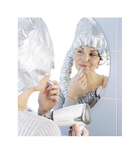 Haartrockner-Haube-Trockenhaube-Haartrockenhaube-fr-Haartrockner-Fn-silber-0