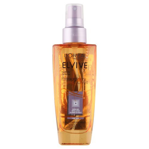 Hair Oils by L'Oreal Paris Elvive Extraordinary Oil Mist for Fine Hair 100ml