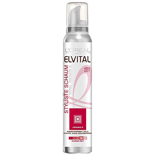 LOral-Paris-Elvital-Styliste-Schaumfestiger-Totail-Repair-5-starker-Halt-6er-Pack-6-x-150-ml-0