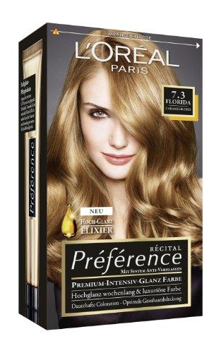 LOral-Paris-Prfrence-Coloration-Caramelblond-73-3er-Pack-3-x-1-Colorationsset-0