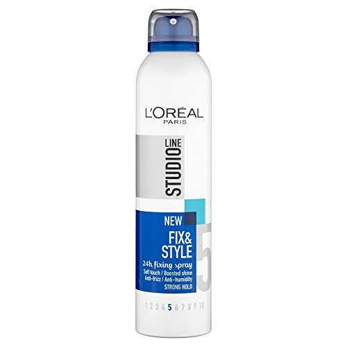 L'Oréal Studio Line Fix & Style Fixing Spray 250ml (3 Pack)