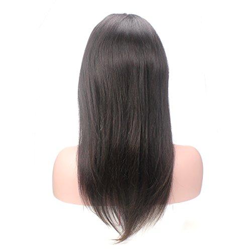 Lordhair-100-Human-Hair-Chinese-Virgin-Natural-color-16-Inches-Wig-0