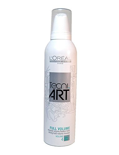 Loreal-Full-Volume-1-x-250-ml-Schaumfestiger-Tecniart-Styling-Mousse-Neue-Serie-0