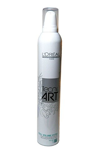 Loreal-Full-Volume-Extra-1-x-400-ml-Schaumfestiger-Tecniart-Styling-Mousse-fr-feines-Haar-Neue-Serie-0