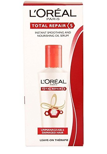 Loreal-Hair-Expertise-Total-Repair-5-Instant-Smoothing-and-Nourishing-Oil-Serum-80ml-by-LOreal-Paris-0