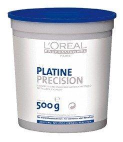 Loreal-Platine-Precision-1-x-500-g-Blondierpulver-wei-LOreal-Professionnel-LP-Blondierung-0