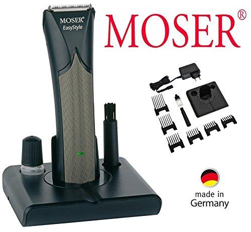 M-O-S-E-R-Profiline-Haarschneider-E-A-S-Y-S-T-Y-LE-Netz-Akku-Edelstahlschneidsatz-LED-Anzeige-von-07mm-250mm-6-Aufstze-0