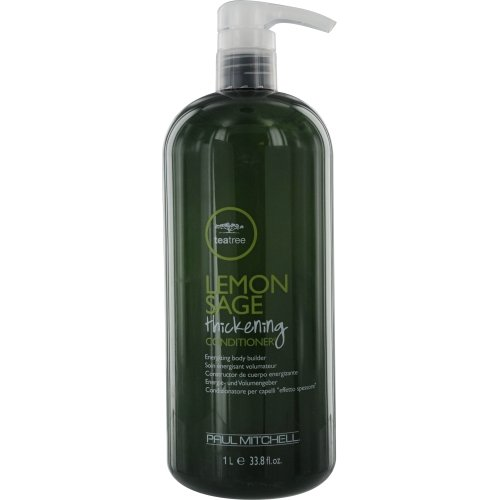 paul mitchell lemon sage thickening conditioner 1000ml 0. Black Bedroom Furniture Sets. Home Design Ideas