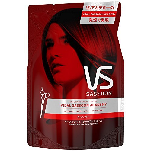 PG-Vidal-Sassoon-Shampoo-Base-Care-Shampoo-Refill-350ml-Japan-Import-by-Vidal-Sassoon-0