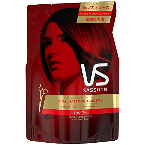 PG-Vidal-Sassoon-Shampoo-Color-Care-Shampoo-Refill-350ml-japan-import-0