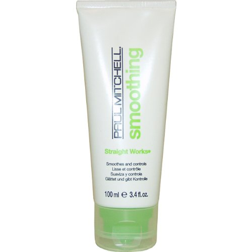 Paul Mitchell Smoothing Straight Works, 1er Pack (1 x 100 ml)
