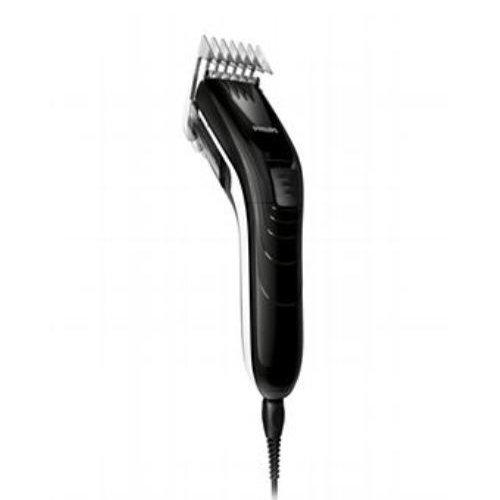 Philips-QC511515-Haarschneider-przise-Lngeneinstellungen-abgerundete-Klingen-schwarz-0