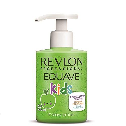 Revlon-Equave-Kids-2-in-1-Apple-Shampoo-300-ml-Fr-eine-sanfte-Haarpflegende-mit-Apfel-Duft-0