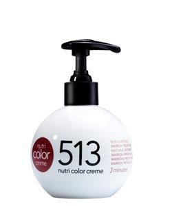 Revlon-Nutri-Color-Creme-513-inkl-Handschuhe-Hellkastanie-250ml-Original-0