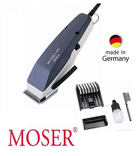 Rotschopf-Edition-Moser-Haarschneider-Der-Klassiker-mit-Varioaufsteckkamm-4-18mm-Netzbetrieb-Verstellhebel-43115-0