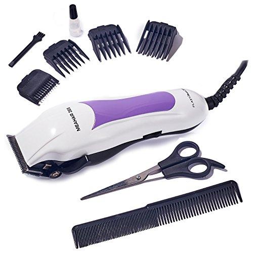 SONDERANGEBOT-MEAHAIR-365-Haar-und-Bartschneider-Set-mit-Zubehrteilen-Professionnelle-Qualitt-Netzsteckdose-0