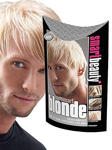 Smart-Beauty-Blonde-Blondierung-Haarfarbe-for-Men-blond-0