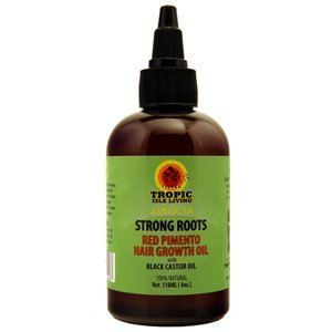 Strong Roots Red Pimento Hair Growth Oil 4 Oz