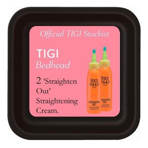 Tigi-Bedhead-Set-of-2-Straighten-Out-Humidity-Defying-Straightening-Cream-120ml-each-by-TIGI-0