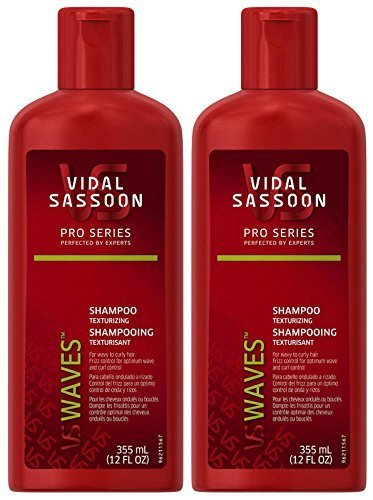 Vidal-Sassoon-Pro-Series-Waves-Texturizing-Shampoo-12-oz-2-pk-by-Vidal-Sassoon-0