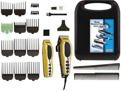Wahl-79520-3101-Groom-Pro-Haircutting-Kit-Yellowblack-22-Count-YellowBlack-Quantity-of-1-by-Unknown-0