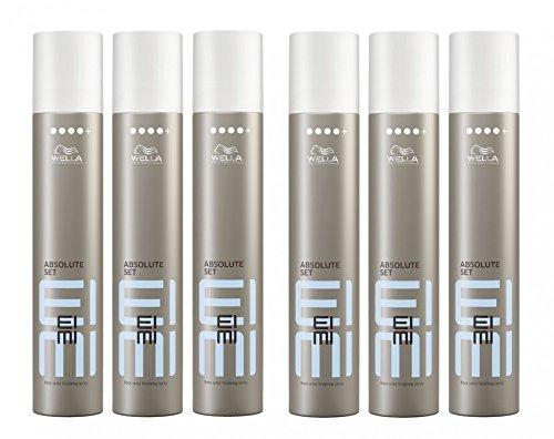 Wella-EIMI-Absolute-Set-Haarlack-ultra-stark-6-x-300-ml-Styling-Fixing-Hairspray-Finishing-Spray-Professionals-0