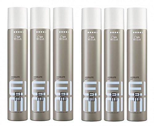 Wella-EIMI-Absolute-Set-Haarlack-ultra-stark-6-x-500-ml-Styling-Fixing-Hairspray-Finishing-Spray-Professionals-0
