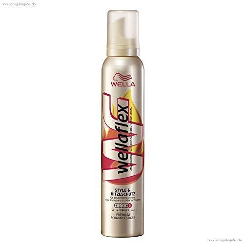 Wellaflex-Schaumfestiger-Styl-Hitze-200ml-0