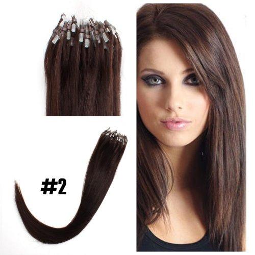 YESURPRISE-100-Stk-Strhnen-Loop-Haar-I-tip-Echthaar-Hair-Extensions-Microring-Haarverlngerung-20-inch-50cm-2-50g-05gStk-0