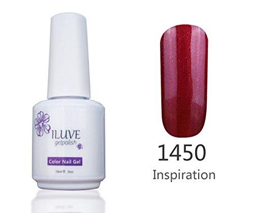 iLuve-langanhaltende-Soak-Off-Nail-Polish-mit-237-Farben-auswhlbar-1-Flasche-mit-15-ml-UV-LED-Gel-Polish-Nagellack-von-der-Farbe-1450-0