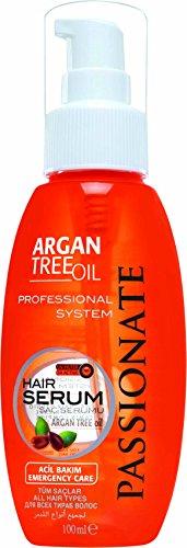 Passionate Haarserum mit Arganöl - 100 ml !