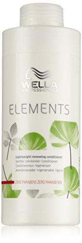 Wella Elements sanfter stärkender Conditioner, 1er Pack (1 x 1 l)