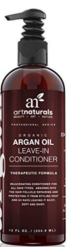 ArtNaturals Arganöl Leave In Conditioner - Haar-Creme mit Aloe Vera und Vitamin E - 354 ml