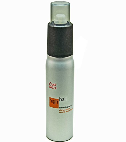 Wella High Hair Haarlack - Ultra Starker Halt - 300ml
