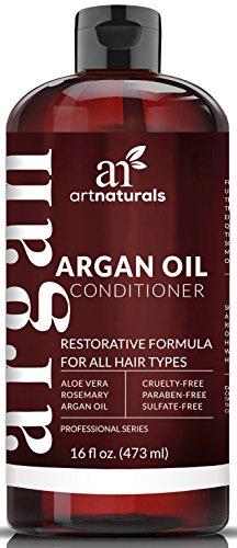ArtNaturals Conditioner Haarspülung mit Naturreinem Arganöl - Pflegespülung - 473 ml - Sulfat Frei