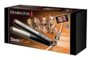 Remington S6500 Haarglätter sleek und curl 1