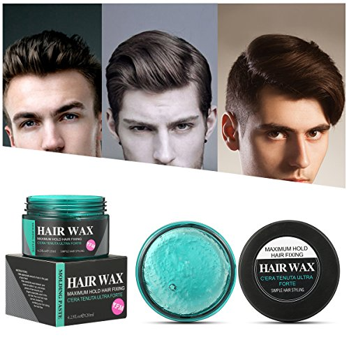 Hair-Wax-Luckyfine-Extra-Starkes-Haarwachs-Classic-Forming-Cream-120ml-0