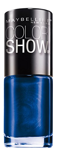 Maybelline New York Nagellack Color Show Ocean Blue 661, 7 ml